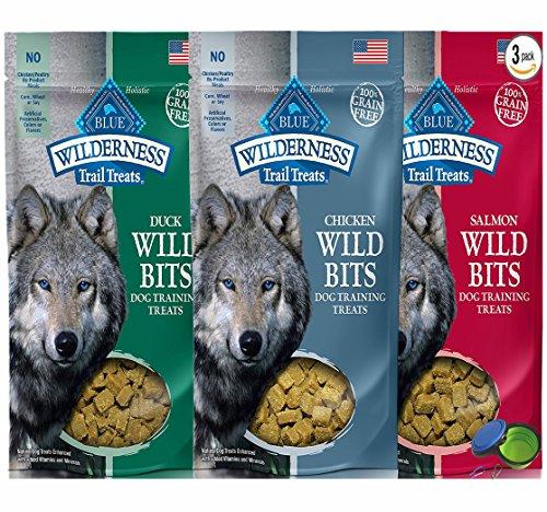 Blue Buffalo Wilderness Treats Grain Free product image