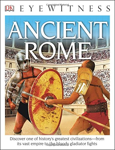 DK Eyewitness Books Ancient Rome product image