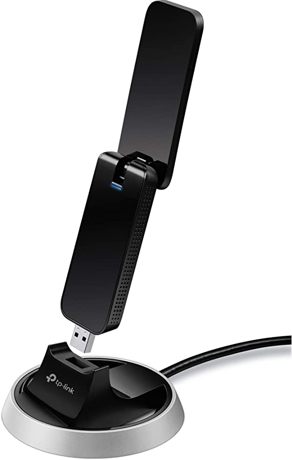 TP-Link Archer T9UH - Adaptador (AC1900, Wi-Fi, USB)