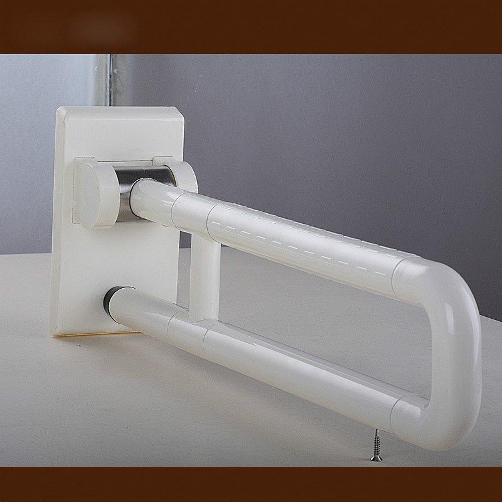 MDRW-Bathroom Handrail Barrier-Free Armrest Health Bathroom Stainless Steel Nylon Security Anti-Slip Barrier-Free Facilities Armrest 600Mm by Olici (Image #1)