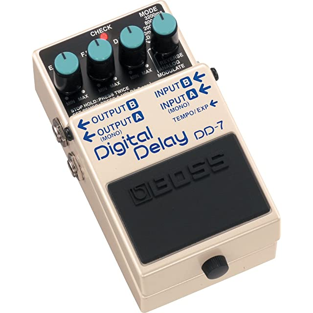 リンク:DD-7 Digital Delay