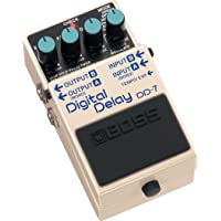 BOSS Electric Guitar Pedal (DD-7)