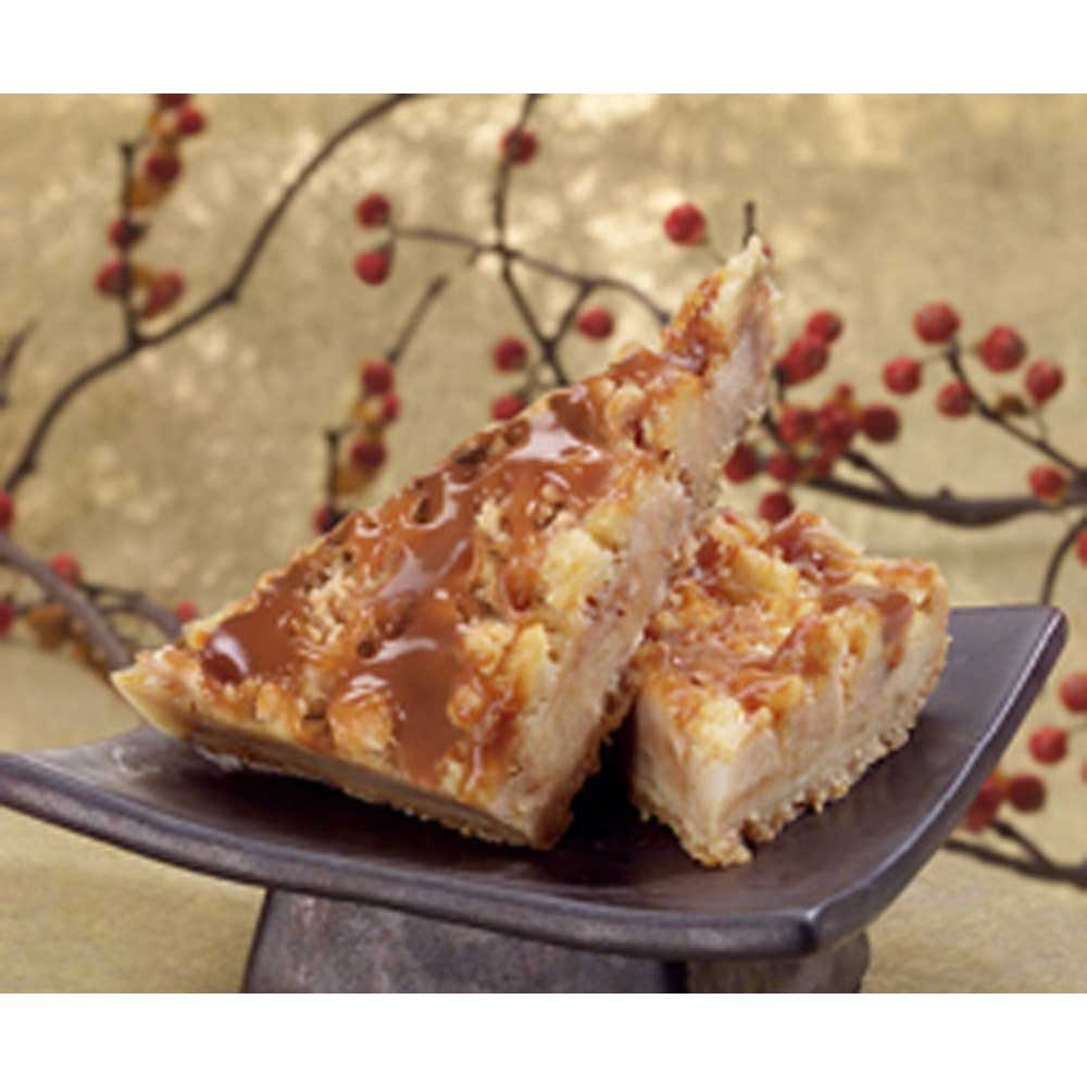 Sweet Street Unsliced Caramel Apple Granny Bar -- 4 per case. by Sweet Street