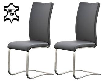 esszimmerst hle schwinger leder nabcd. Black Bedroom Furniture Sets. Home Design Ideas