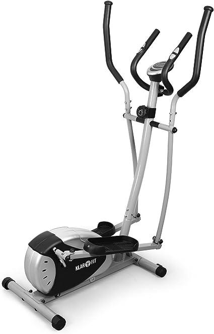 Klarfit ELLIFIT – Bicicleta elíptica Gama para Ejercicios de ...