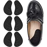 Dr. Foot's Supination & Over-Pronation Corrective Shoe Inserts, Medial & Lateral Heel Wedge Insoles for Foot Alignment…