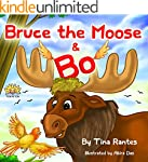 "Childrens picture book:""BRUCE THE MOO..."