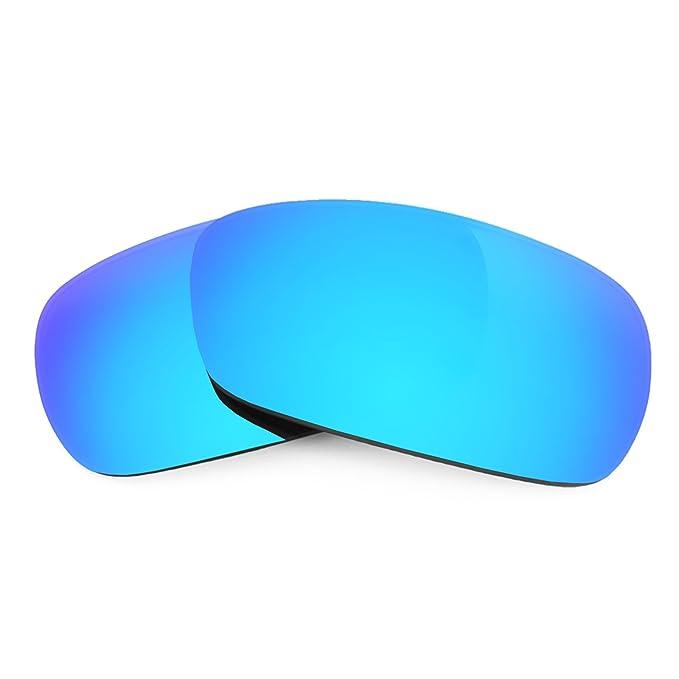 87dcd28716 Lentes de Repuesto Polarizadas Revant para Oakley Crosshair 2.0 Azul Hielo  MirrorShield®: Amazon.es: Ropa y accesorios