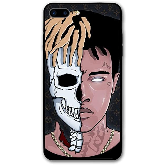 cheap for discount 86311 3f54c XXTENTACION Phone Case Cover For Apple IPhone 8 Plus 5.5 Inch