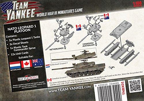 Team Yankee: NATO: Leopard I Platoon (TNBX01)