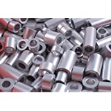 RTR/_GF 5 Pieces of Stainless Steel Spacer No 2 Screw.188 OD x .090 ID x .312 Length