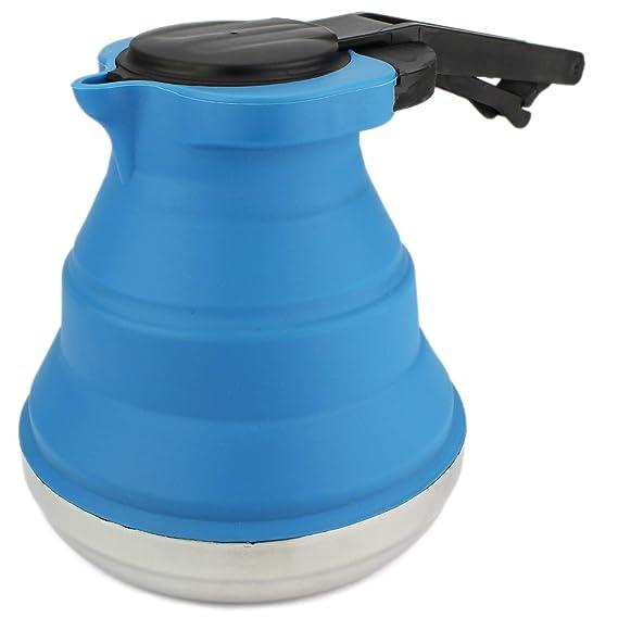 Mabax Jarra de Agua para Camping, Tetera de té y café, de ...