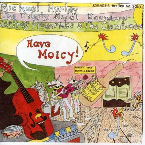 Hurley Rock - Have Moicy! [CD on Demand]