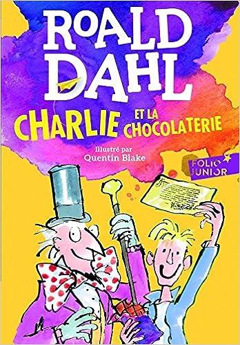 """Résultat de recherche d'images pour """"charlie et la chocolaterie amazon"""""""