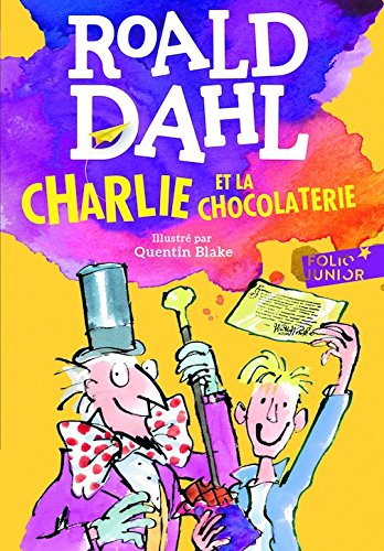 Download Charlie Et La Chocolate (Folio Junior) (French Edition) pdf epub