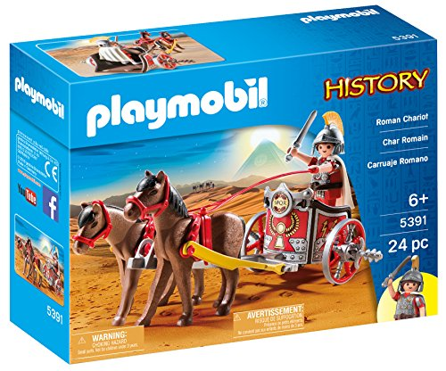 PLAYMOBIL Roman Chariot