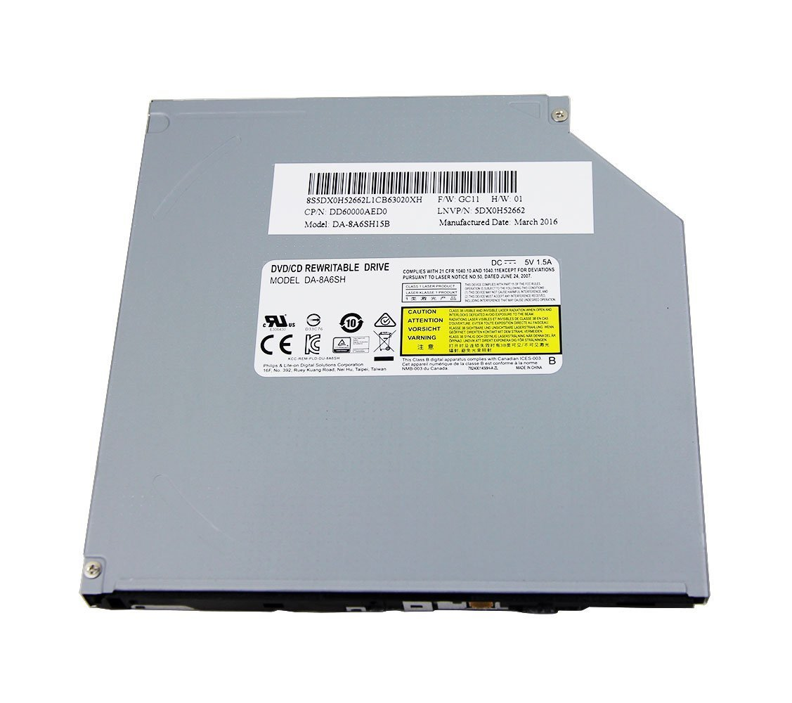 Slimtype DVD A DS8A4S ATA Device