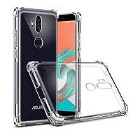 Capa Anti Shock Asus Zenfone 5 Selfie/Selfie Pro + Pelicula de Gel Tela Toda - Zc600