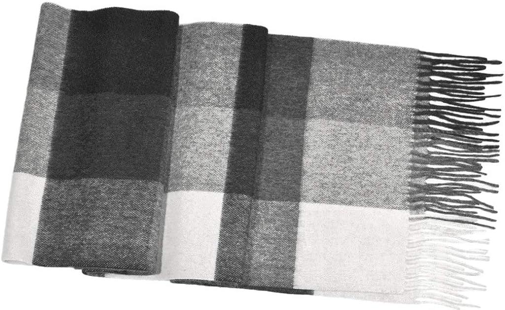 Stylish Long Scarf, Woolen Scarf, 100% Wool, warm and comfort, B0102