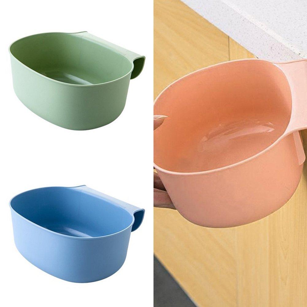 Contenitore per rifiuti pensile per ante dei mobili della cucina medium Green