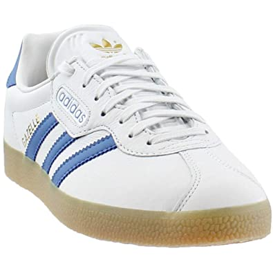 | adidas Mens Gazelle Super Casual Sneakers
