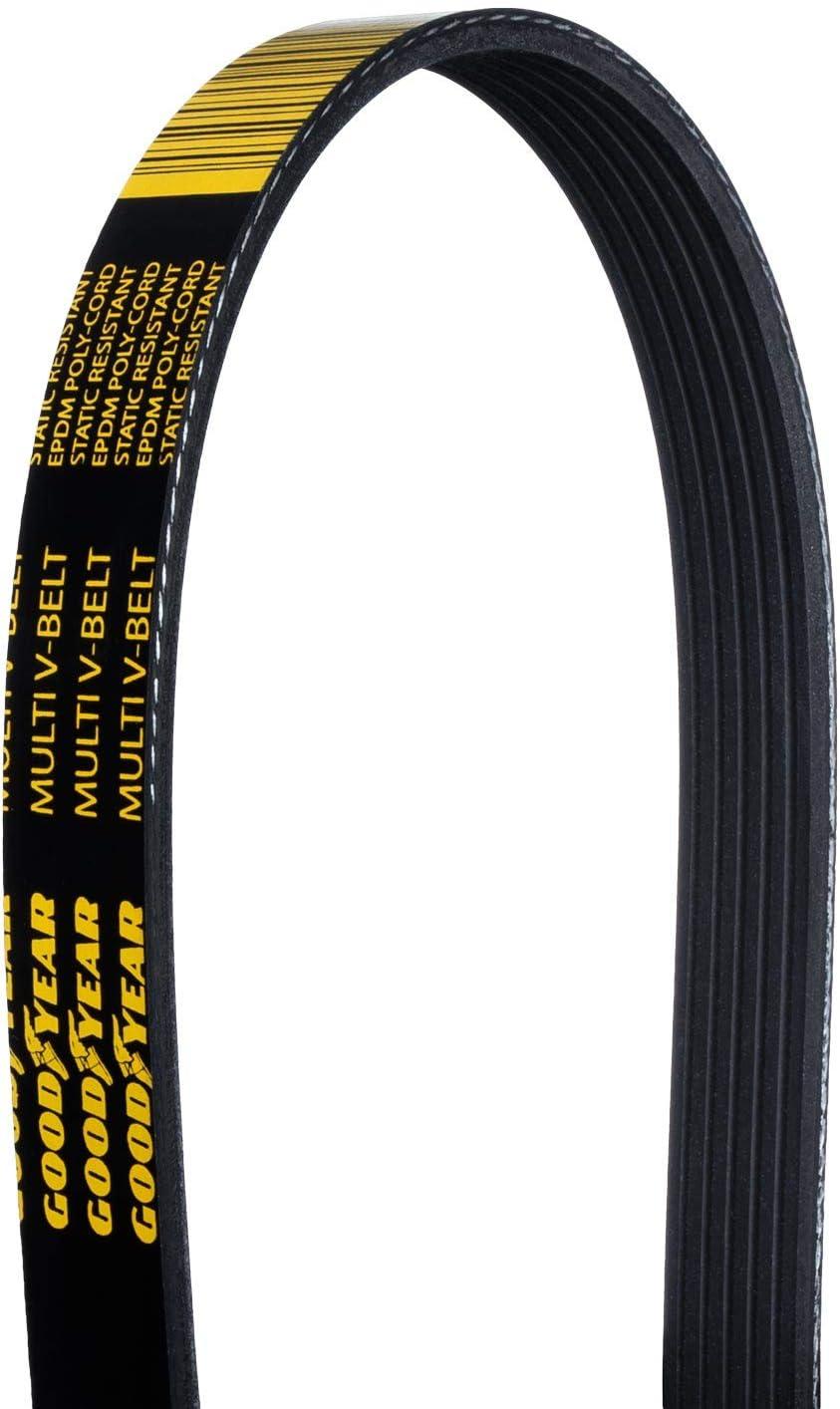 Rubber 33 Length D/&D PowerDrive U1751 Dexter Company Replacement Belt B//5L Belt Cross Section