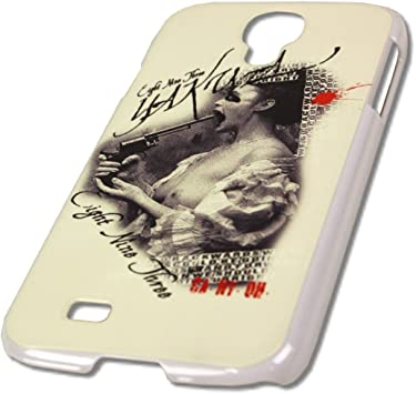 Yakuza smartphone Galaxy S4 YCB{258} carcasa rígida de mujer White ...