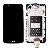 Tela Frontal Touch LCD Lg K10 K430 C/Aro Li530hz1a Fpc V02 S/C.i