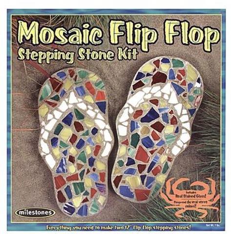 Milestones Mosaic Flip Flop 1 pcs sku# 1831026MA