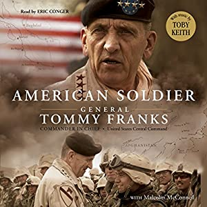 American Soldier  Audiobook