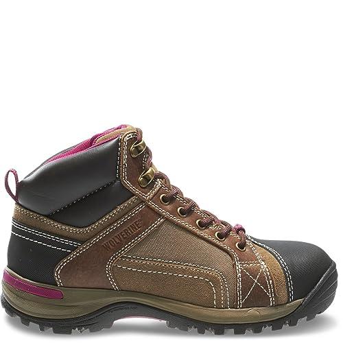 c9f6aa37a7b Wolverine Women's Chisel Hiker Safety Toe Hiker