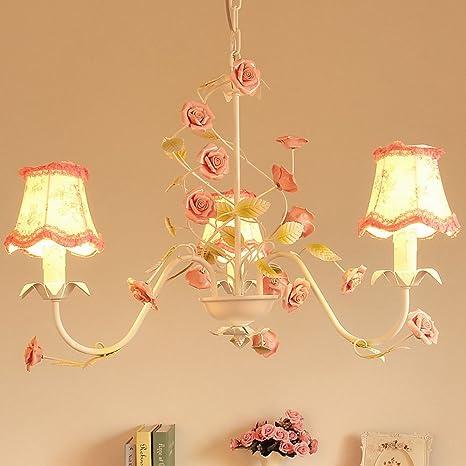 País rústico salón lámparas de araña lámpara colgante de ...