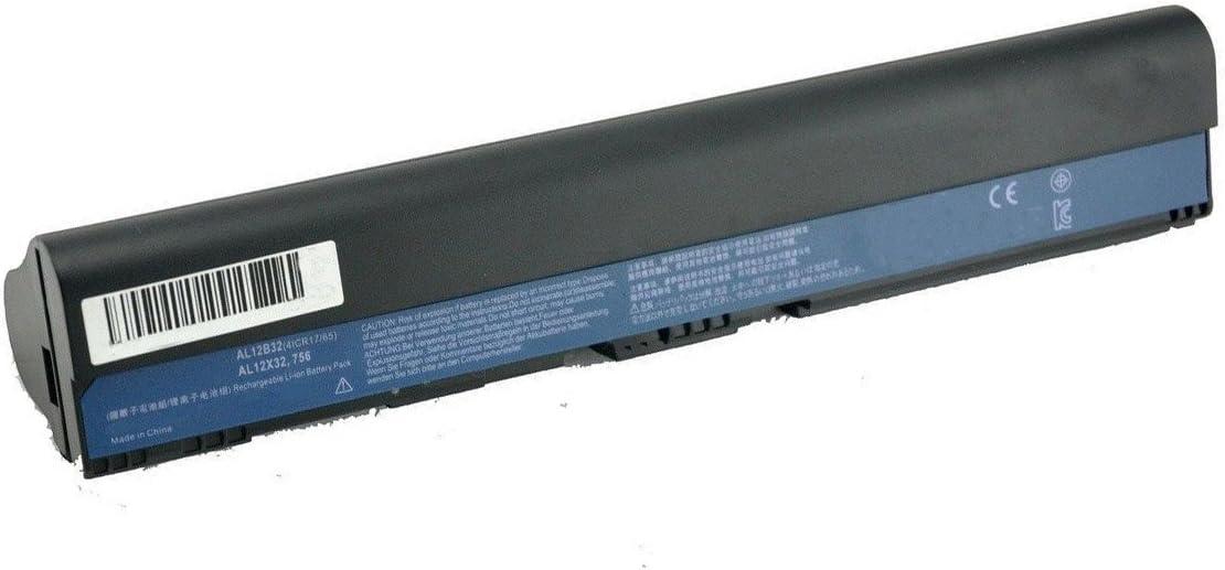 Tesurty Replacement 14.8V AL12B32 AL12B72 Battery for Acer C7 Chromebook Series C710-2847 C710-2815 C710-2833 C710-2856, Acer Aspire V5-171 V5-171-53314G50ASS V5-171-6867