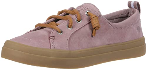 4003750501500 Sperry Womens Crest Vibe Washable Leather Sneakers