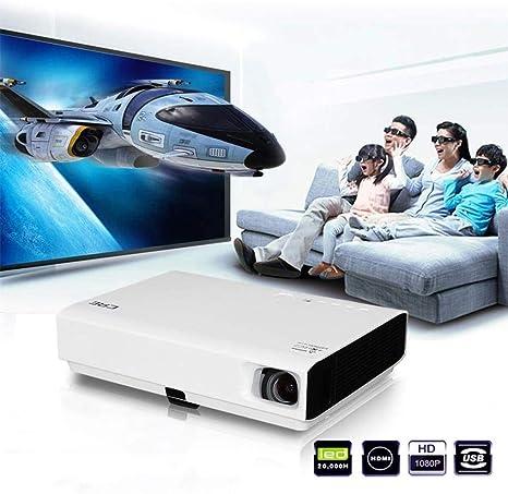 Cine en casa Proyectores, Mapeo 3D 5000 Lúmenes Cine En Casa LED ...