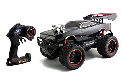 amazon com jada toys fast furious dom s dodge charger r t high rh amazon com RC Car Receiver Connections Build RC Boat Diagram