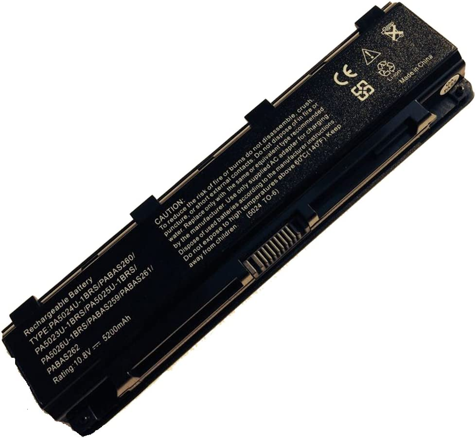 gaixample.org PA5109U-1BRS Battery for Toshiba Satellite C50 C50D ...