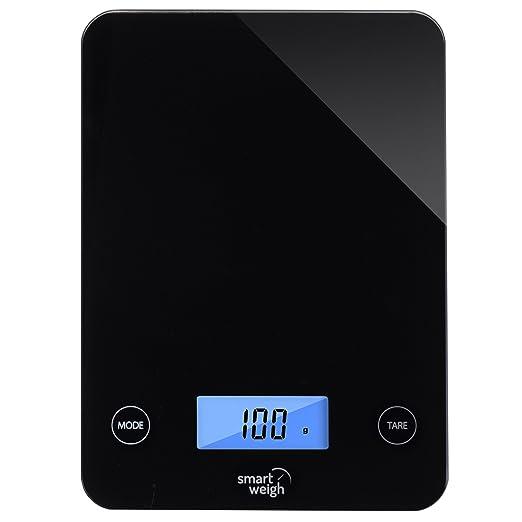 98 opinioni per Smart Weigh GLS20 Digital superiore di vetro della cucina e dell'alimentazione