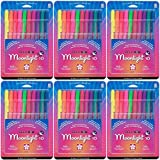 Sakura 38176 10-Piece Gelly Roll Assorted Colors Blister Card Moonlight 10 Bold Point Gel Ink Pen Set (6-PACKS) PackageQuantity: 6, Model:, Office Accessories & Supply Shop