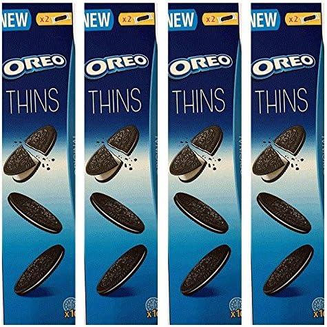Oreo Thins Original 96g [Pack of 4]: Amazon.es: Alimentación y bebidas
