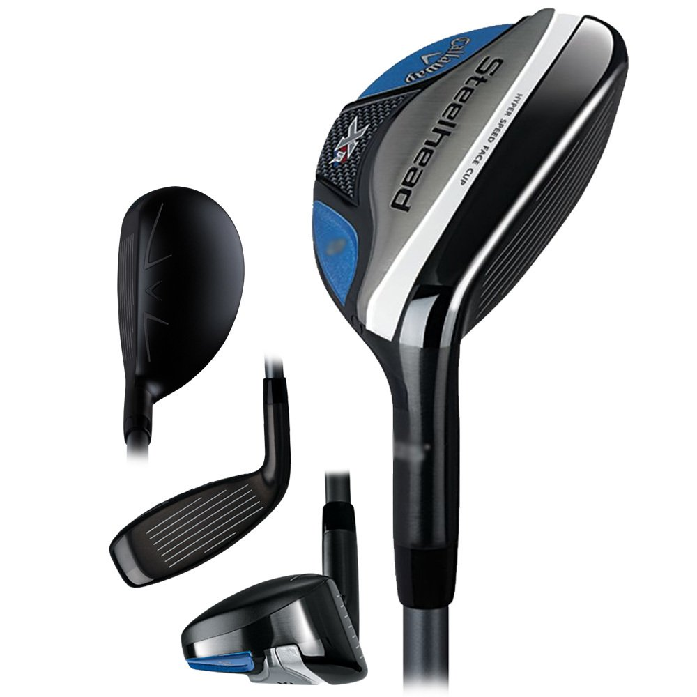 Callaway Steelhead XR Híbridos de Golf, Hombre, Negro/Gris ...