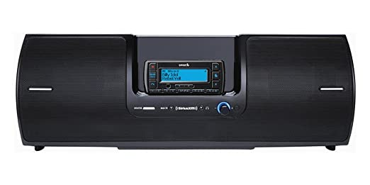Review SiriusXM Radio SXSD2 Portable