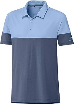 adidas Ultimate 2.0 All Day Novelty Polo Shirt, Hombre: Amazon.es ...
