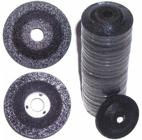 Canadian Tool and Supply 2 Grinding Wheels for 2-inch Mini Air Angle Grinders 25-pack