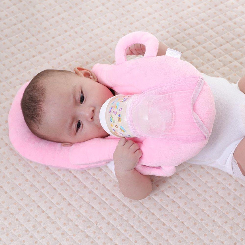 Amazon.com: Almohada de alimentación portátil para bebé con ...