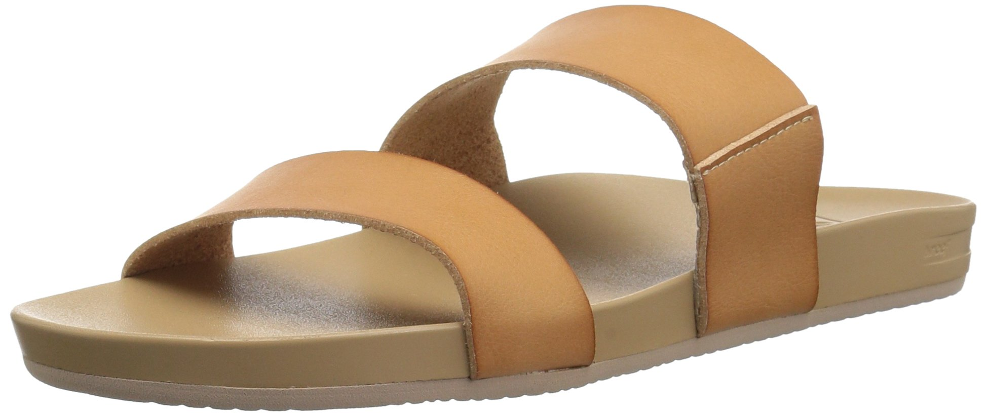 Reef Women's Cushion Bounce Vista, NATURAL, 7 M US by REEF
