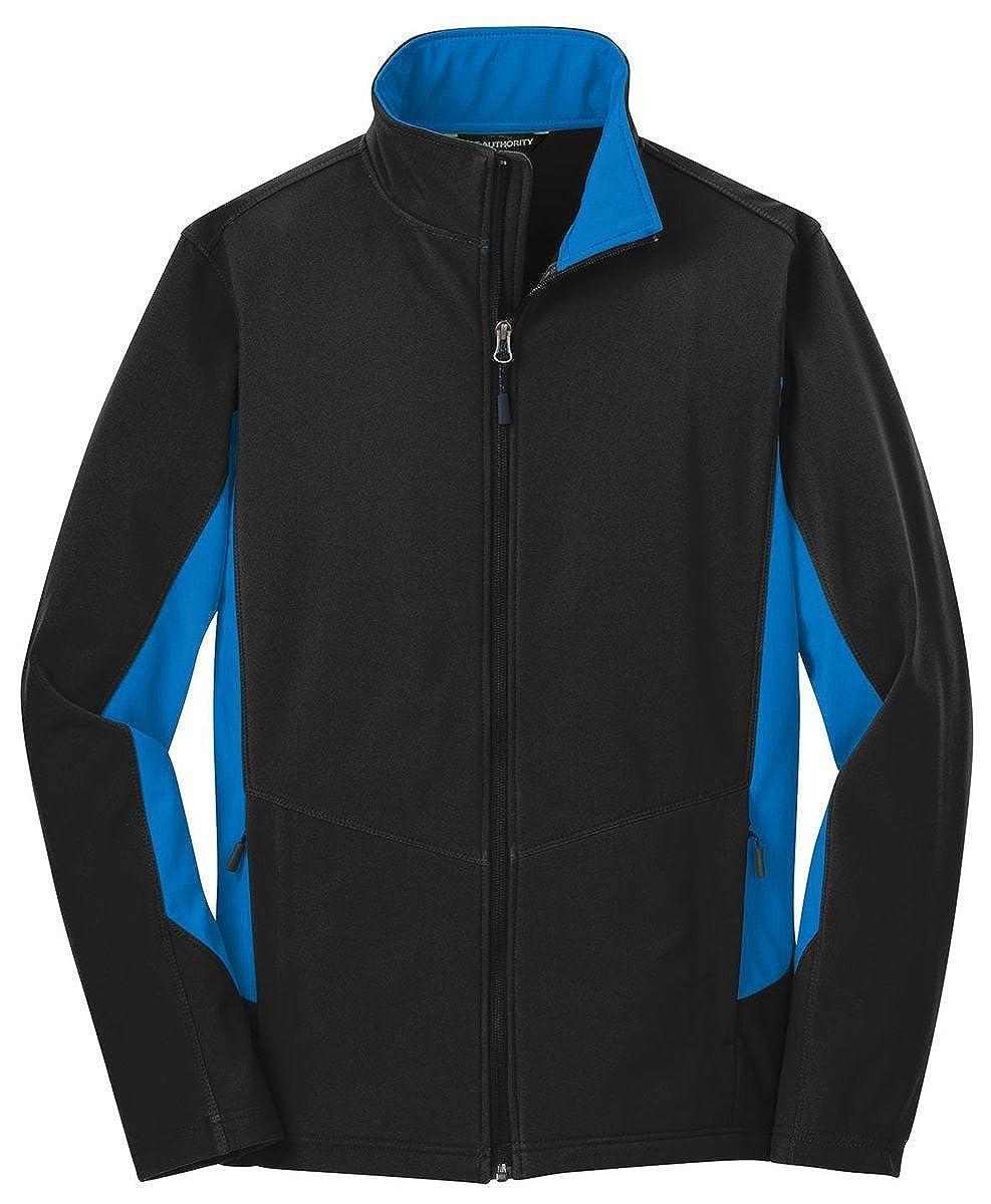 noir  Imperial bleu XL Port Authority pour Homme Chaleur Couleurblock Softshell pour Homme