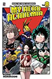 capa de My Hero Academia - Volume 8