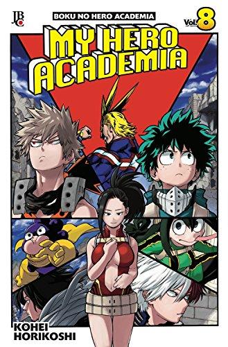 My Hero Academia - Volume 8