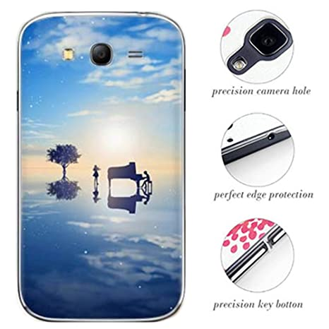 Silicona Funda para Samsung Galaxy Grand Neo Plus(I9060 ...